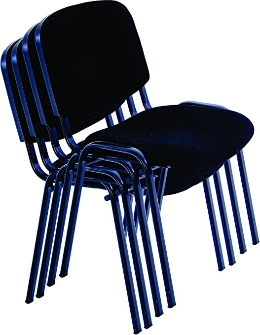 New Plastic Meeting Stacking Chair Colour Choice
