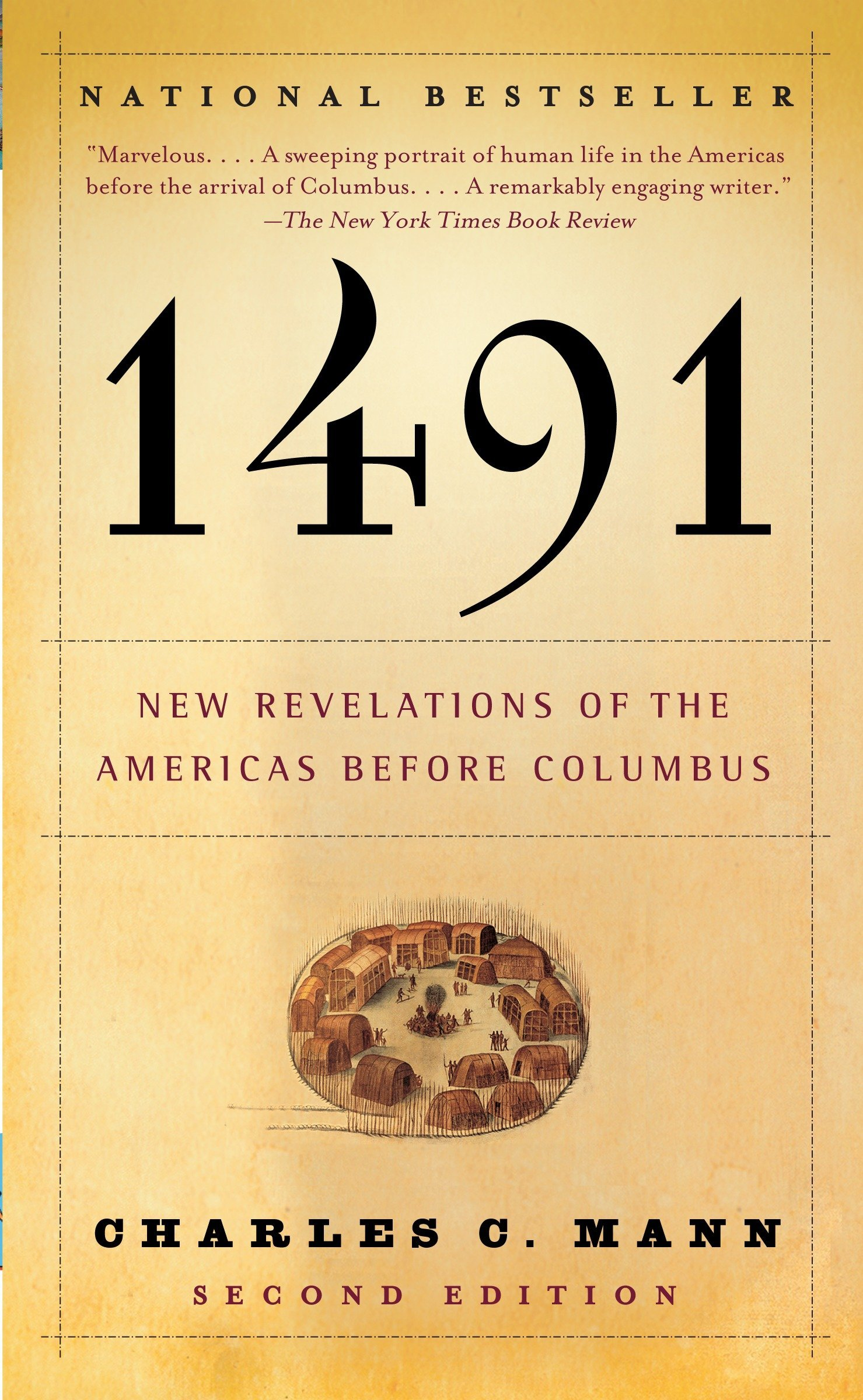 1491: New Revelations of the Americas Before Columbus: Charles C. Mann:  9781400032051: Amazon.com: Books