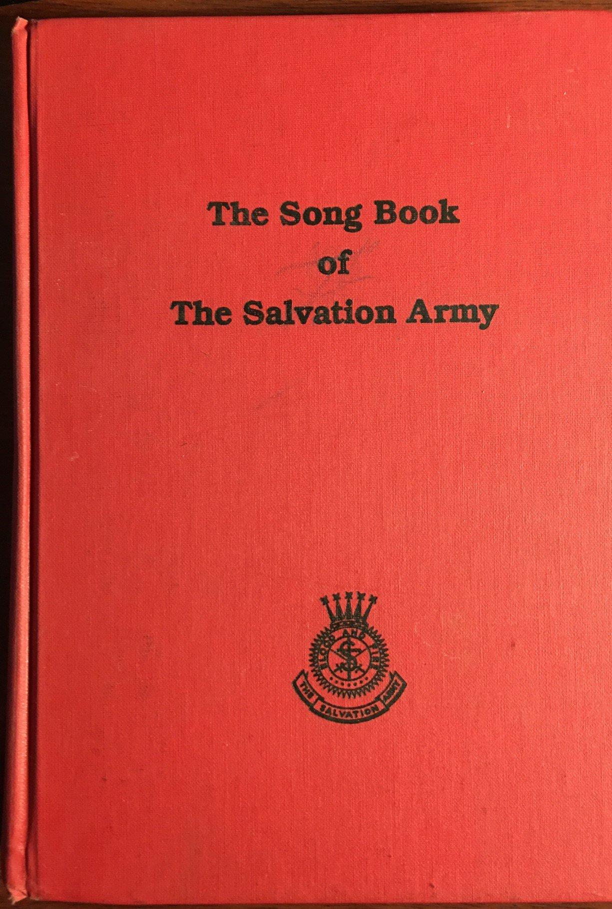 Salvation Army Hymn Book