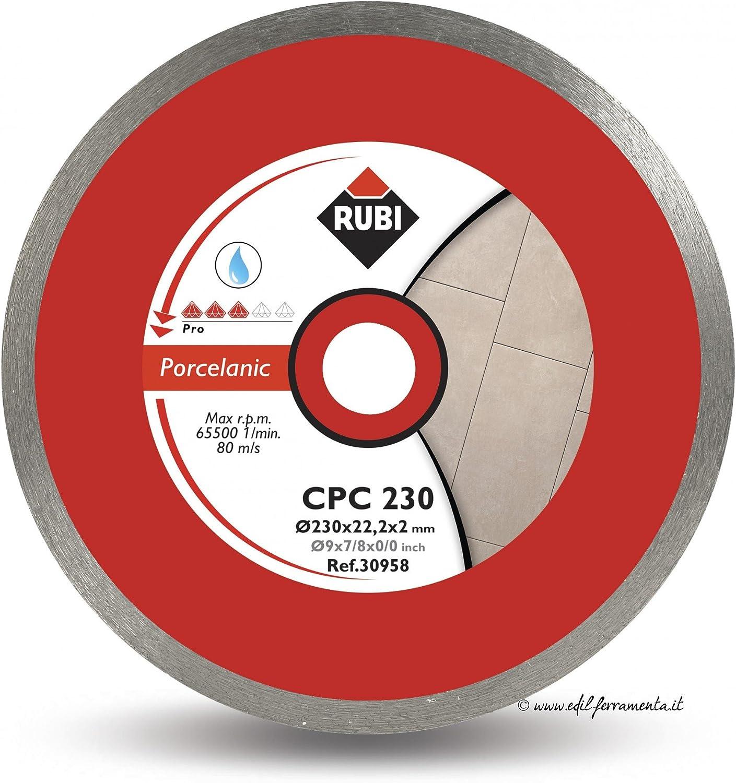 180 mm CPC 180 PRO RUBI