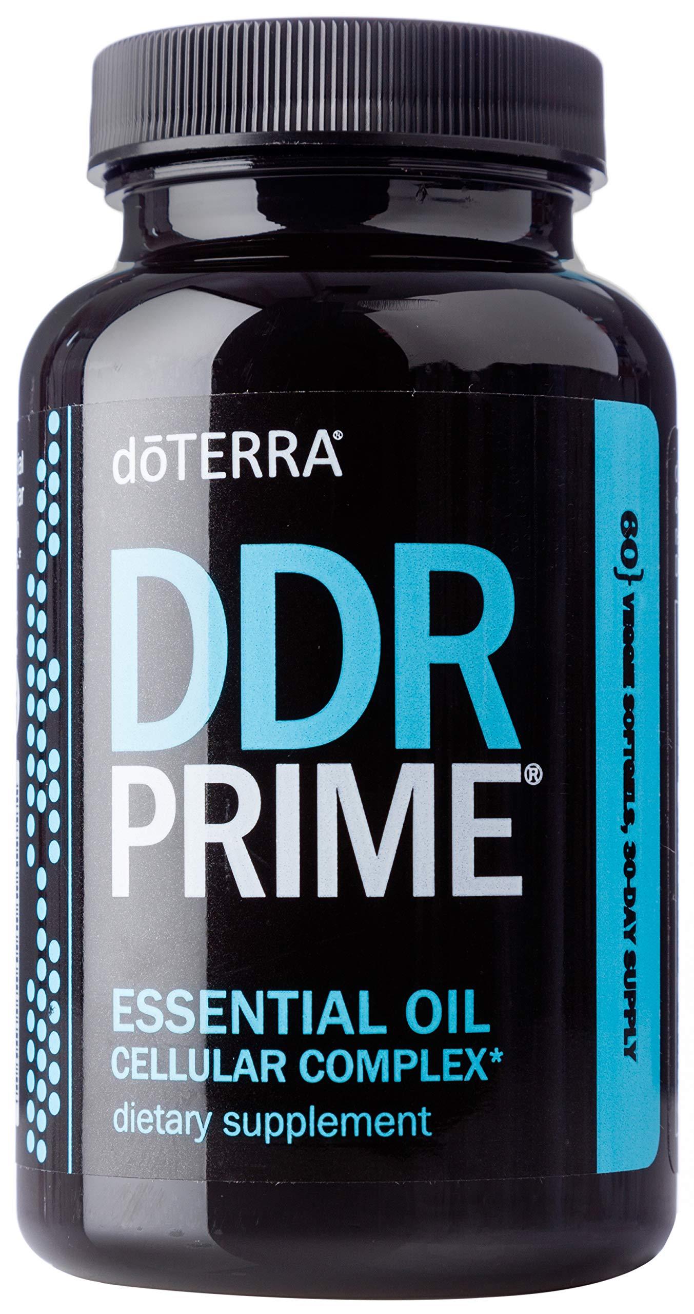 doTERRA - DDR Prime Softgels Essential Oil Complex - 60 Softgels
