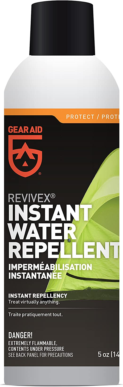 GEAR AID Tent Waterproofing Spray Kits for Nylon Tents