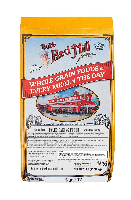 Bob's Red Mill Paleo Baking Flour, 25 Pound
