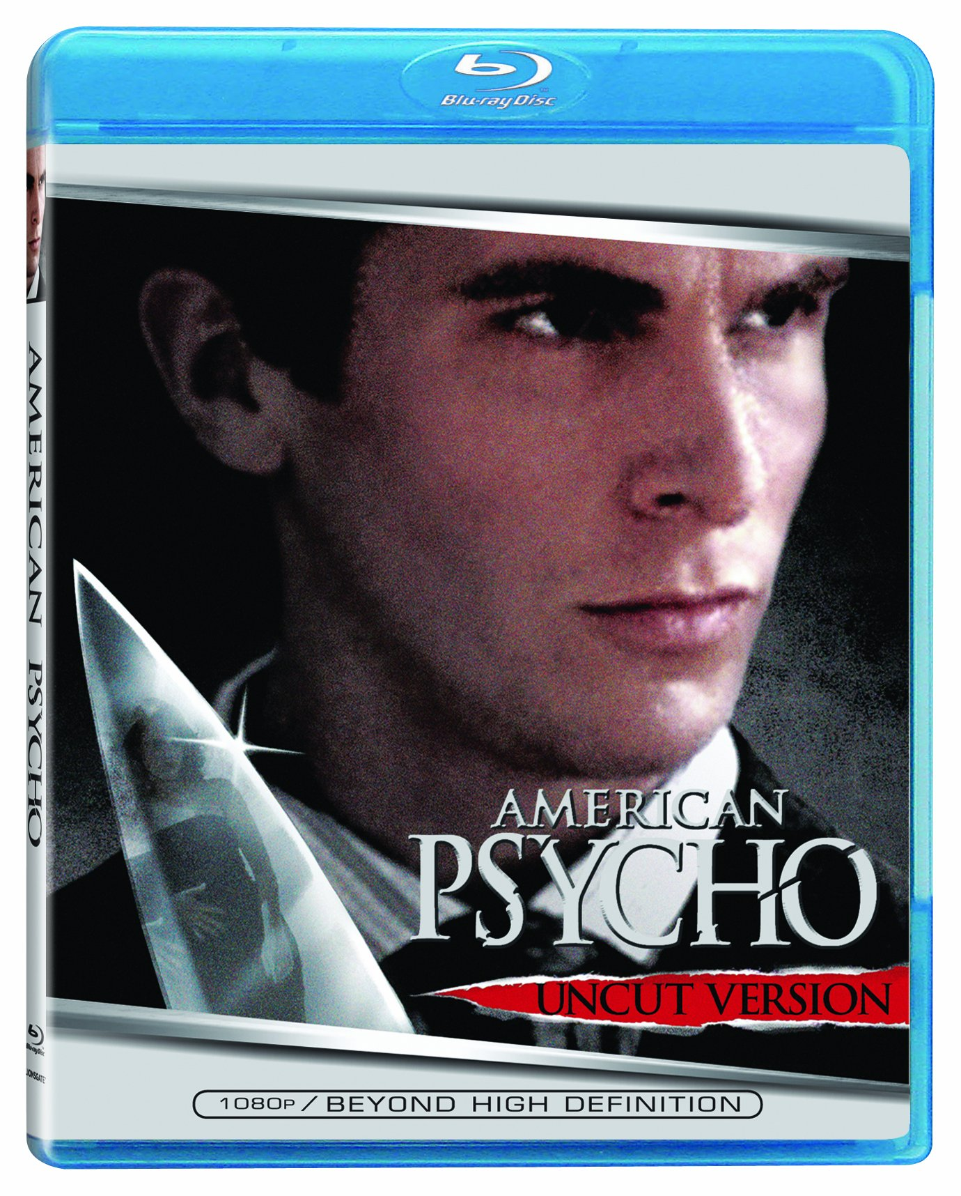 Blu-ray : American Psycho (Widescreen, , Dolby, Digital Theater System, AC-3)