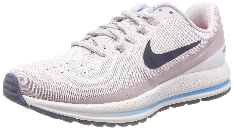 Nike Air Zoom Vomero 13, Zapatillas de Trail Running para Mujer 42 EU|Gris (Vast Grey/Thunder Blue-particle Rose 006)
