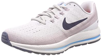 best authentic 230d5 46af1 Nike Women s Air Zoom Vomero 13 Competition Running Shoes, (Vast Grey Thunder  Blue