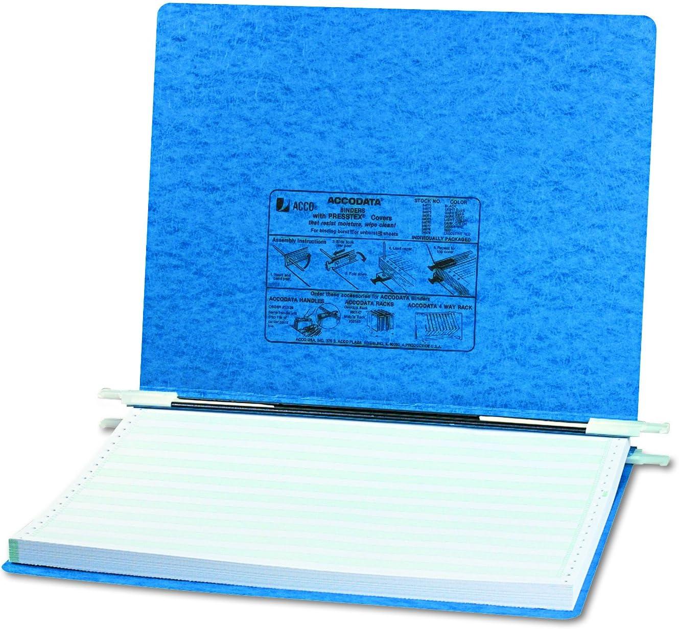 Acco Pressboard Hanging Data Binder ACC54076