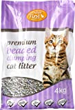 Feline First Premium Beaded Clumping Cat Litter 4 kg