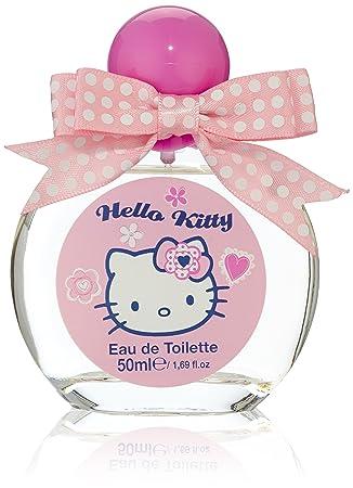 Hello Kitty Dotty Floral Eau De Toilette Spray 50 Ml Amazoncouk