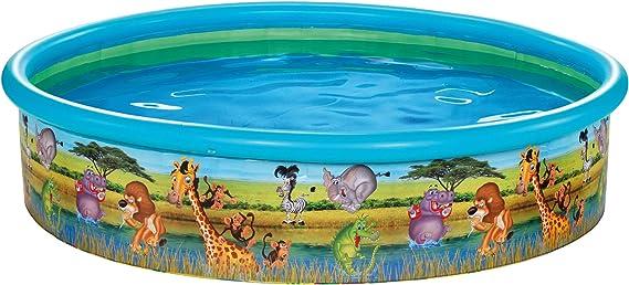 Wehncke 12800 Africa - Piscina Fix Semi-rigidas para niños Ø 155 cm