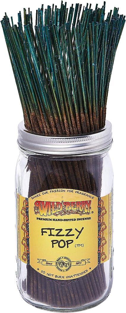 1 X Fizzy Pop 100 Wildberry Incense Sticks