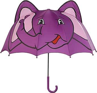 Kidorable - Paraguas de elefante para niña
