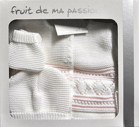 Fruit De Ma Passion conjunto de camisita, 4 piezas, para ...