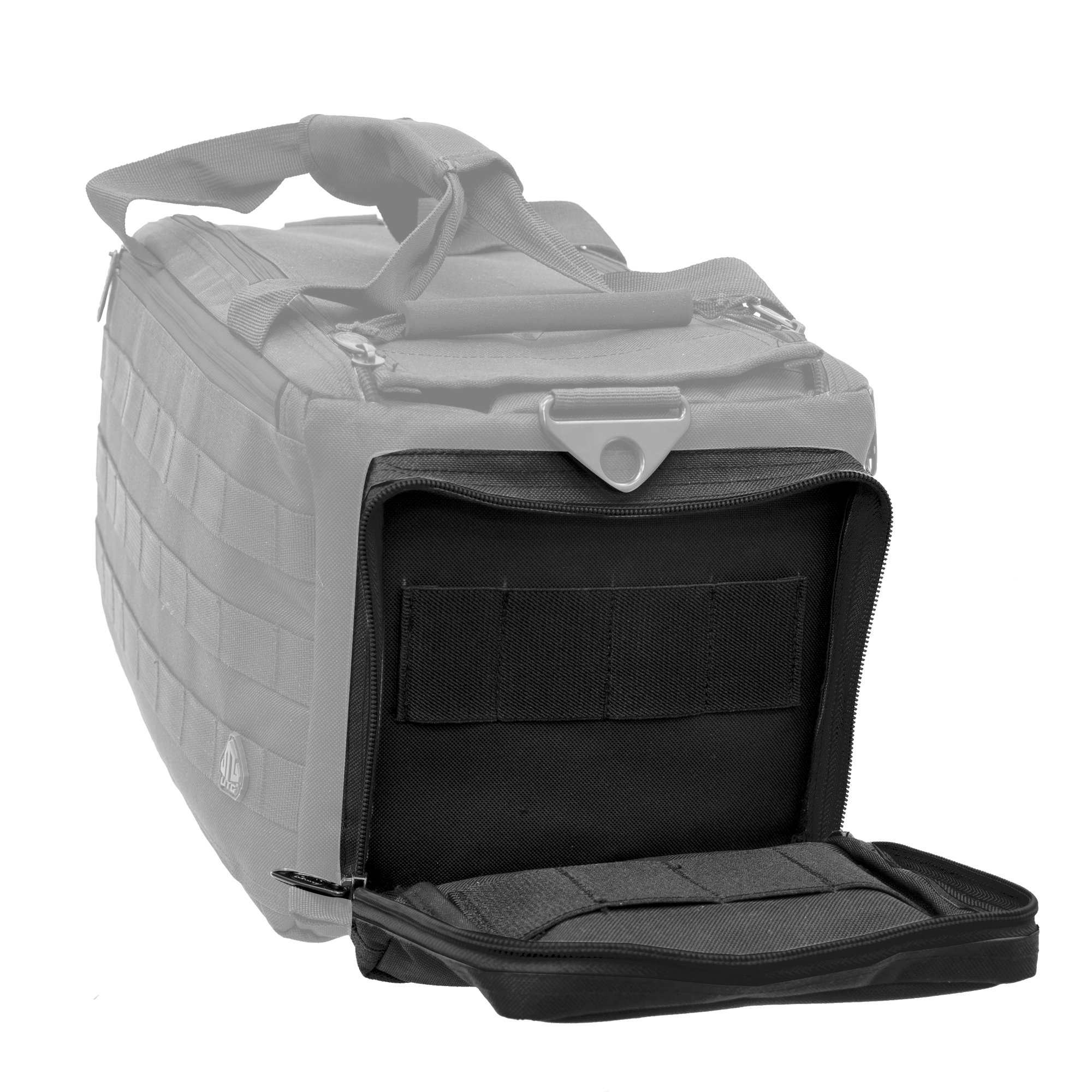 UTG All in One Range/Utility Go Bag, Black, 21'' x 10'' x 9'' by UTG (Image #9)