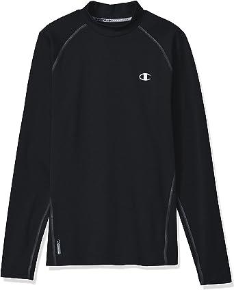 Champion Men/'s Cold Weather Long Sleeve Mock Neck Tee Choose SZ//Color
