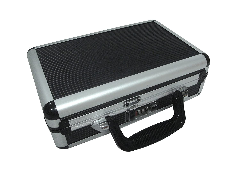 domus cpp01 valise pistolet avec serrure combinaison ebay. Black Bedroom Furniture Sets. Home Design Ideas