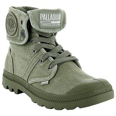 Palladium Men ShoesBoots Pallabrouse Olive 44.5: Amazon.co