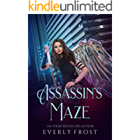 Assassin's Magic 4: Assassin's Maze (English Edition)