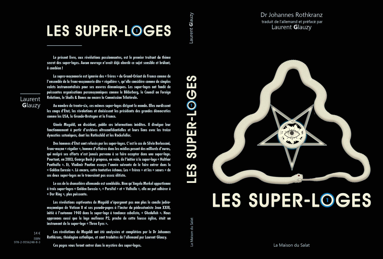 Amazon.fr - Les super-Loges - Laurent Glauzy - Livres