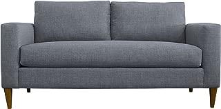 product image for BuildASofa Frank Midsize Sofa (Bennett Charcoal)