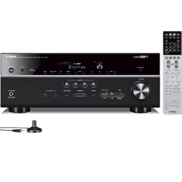 Yamaha RX-V673 7 2-Channel Network AV Receiver (Discontinued by  Manufacturer)