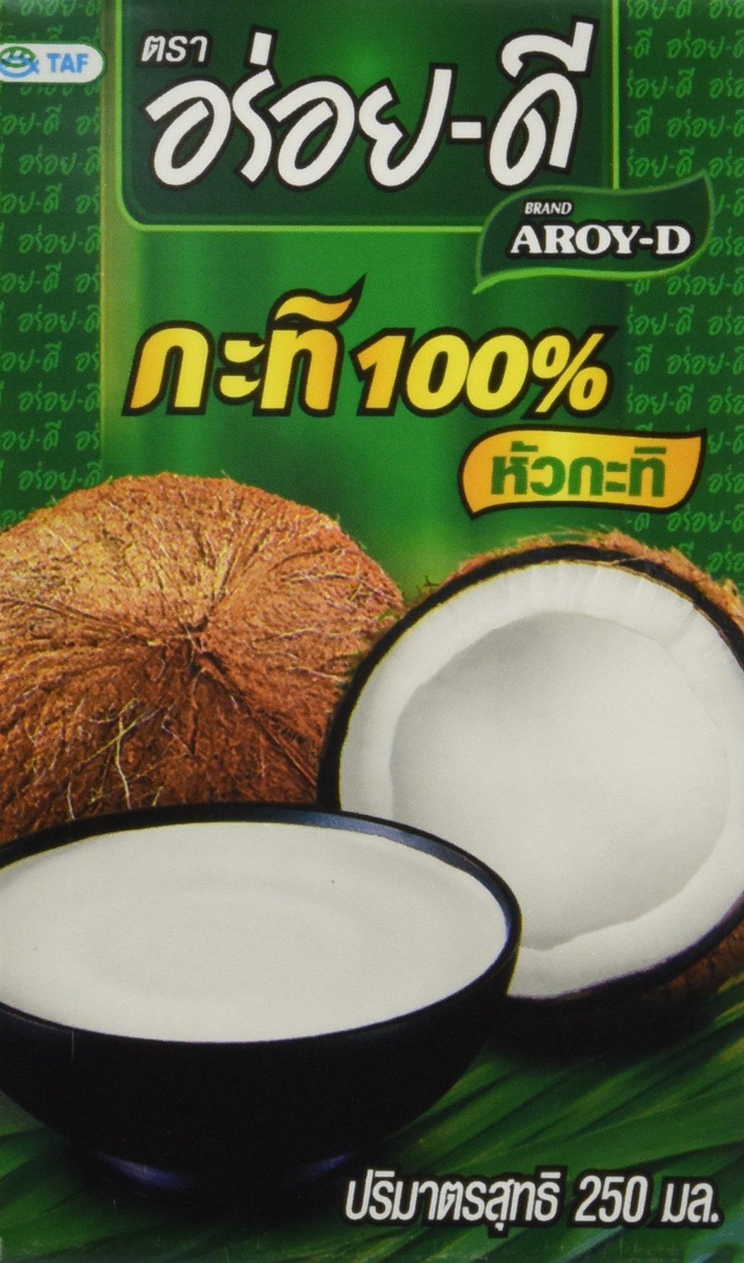 100% Coconut Milk - 8.5 Oz Packages (18-pack)