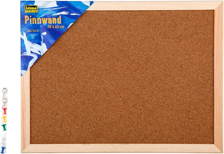 Bordo memo parete 20 x 24 cm 20 x 24 cm marrone
