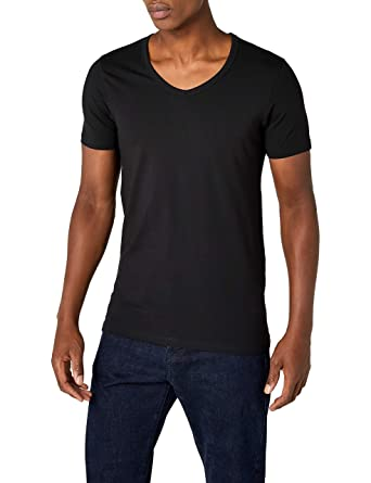 Basic NeckT Jones Homme V Shirt Jackamp; SMzpqGVU