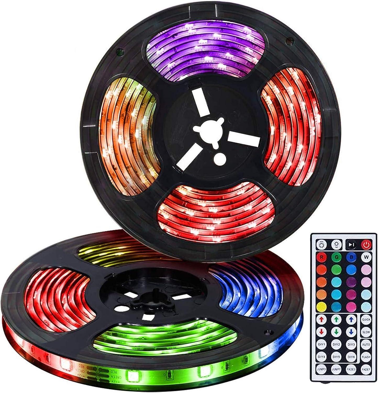show original title Details about  /5-30M LED Stripe RGB Strip Stripe 5050 Tape Waterproof Fairy Lights 12V