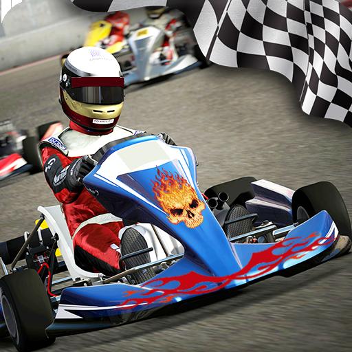 Go Karts Go Rush Racing Beach (Wii Games Free)