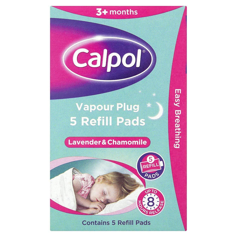 Calpol - Vapour Plug in Refills, 5 Refills