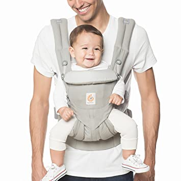 ergo baby carrier front facing instructions