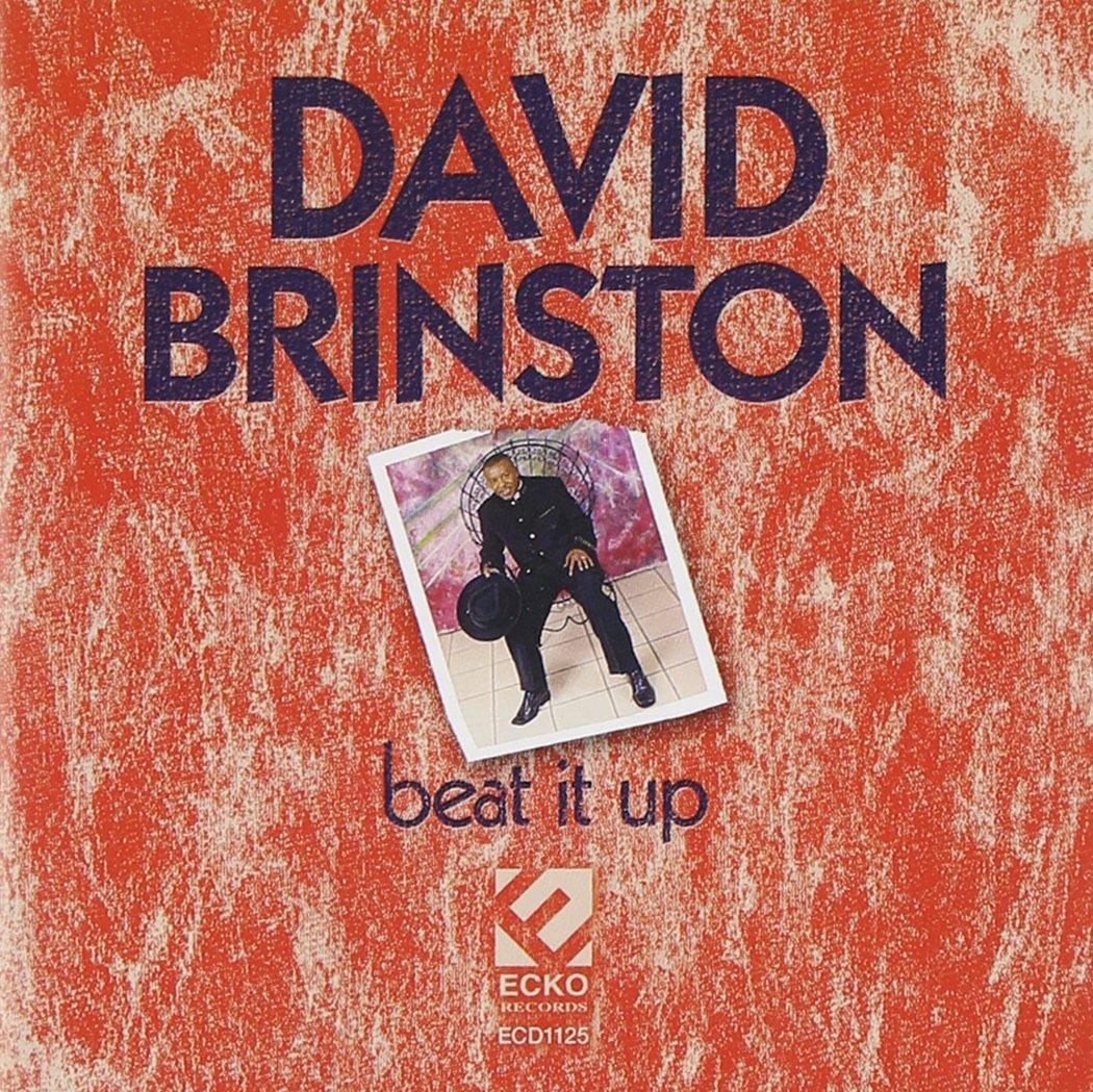 CD : David Brinston - Beat It Up (CD)