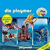 Die Playmos - Die Große Drachen-Box, Folge 13, 38 und 50; 3-Original-Hörspiele