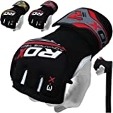 RDX MMA Grappling Gloves Cage UFC Fighting Inner Sparring Glove Training X3