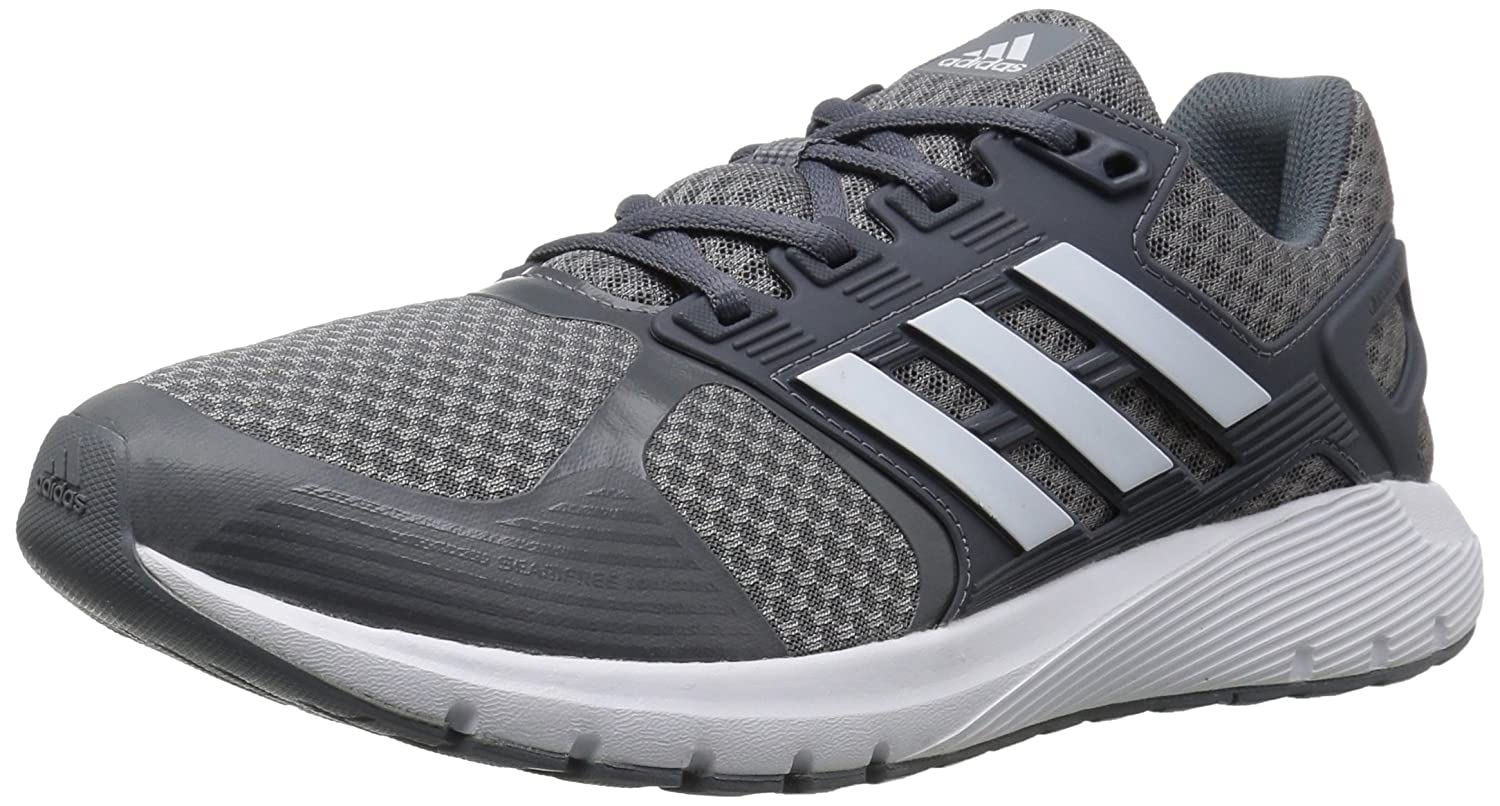 adidas Men's Duramo 8 M Running Shoe B01H68A9MC 8 D(M) US|Grey/White/Onix