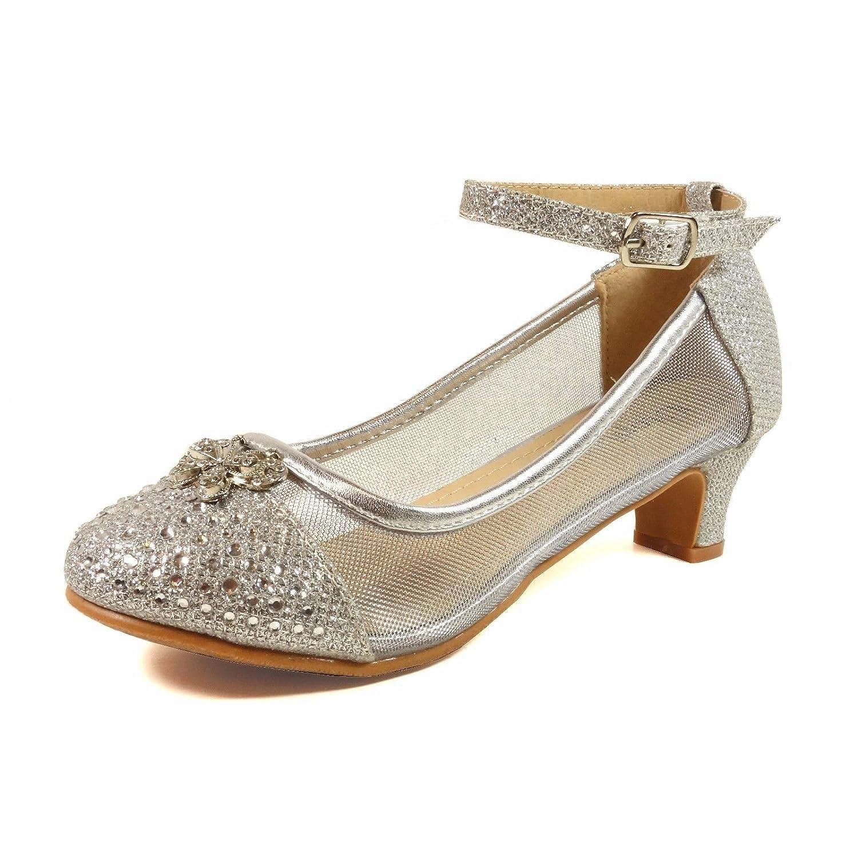 Buy Nova Utopia Girls Low Medium Heel