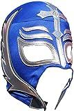 Deportes Martinez Rey misterio Lycra Lucha Libre Luchador Wrestling Masks Adult Size Blue