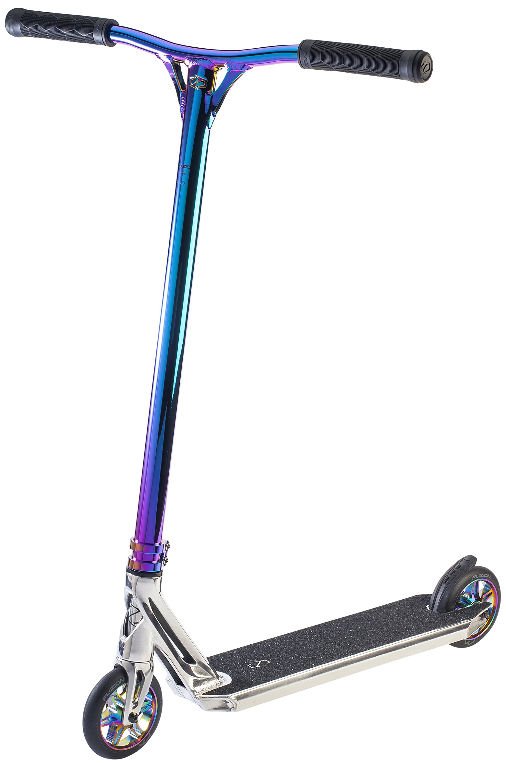 Fuzion Z375 Pro Scooter Complete (2018 Polished) by Fuzion