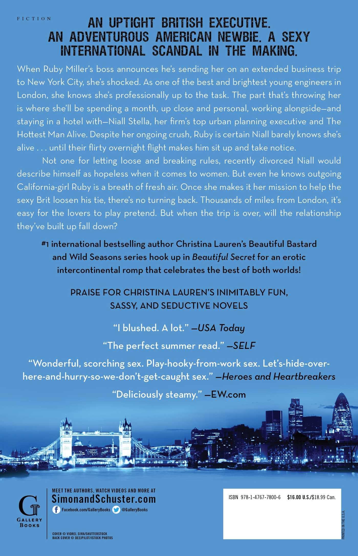 Beautiful Secret /(The Beautiful Series/) Paperback – April 14, 2015