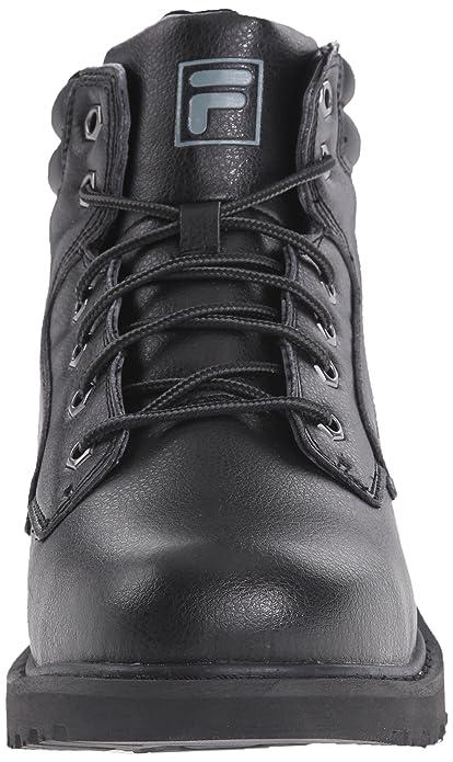 413528a1 Fila Men's Landing Steel, Steel Toe Work Shoe