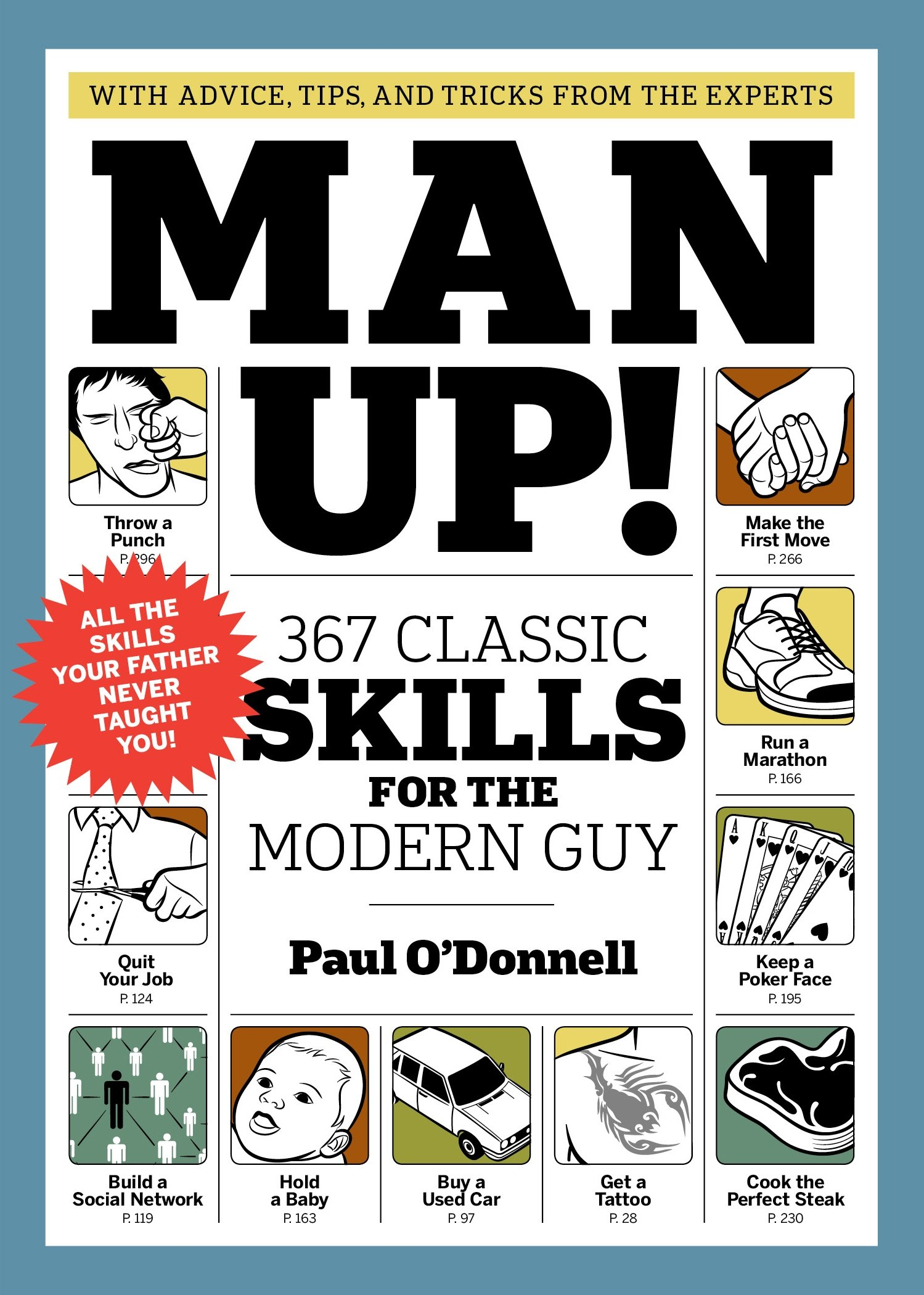 Man Up Classic Skills Modern product image