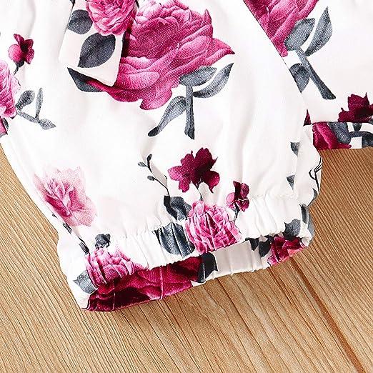 Robe Anglaise Chennie 3 Pi/èces B/éb/é B/éb/é Fille Fleur Pantalon Turban Coton Vin Rouge