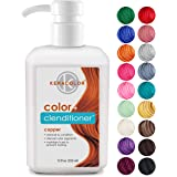 Keracolor Color Plus Clenditioner, Copper, 12 ounce