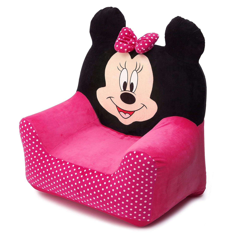 Delta niños Club silla Minnies de Minnie Mouse cama: Amazon.es: Bebé