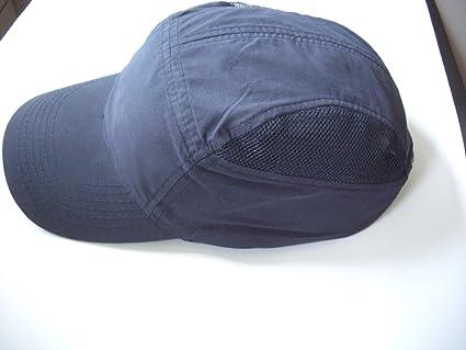 Scott - Gorra de seguridad, color azul marino