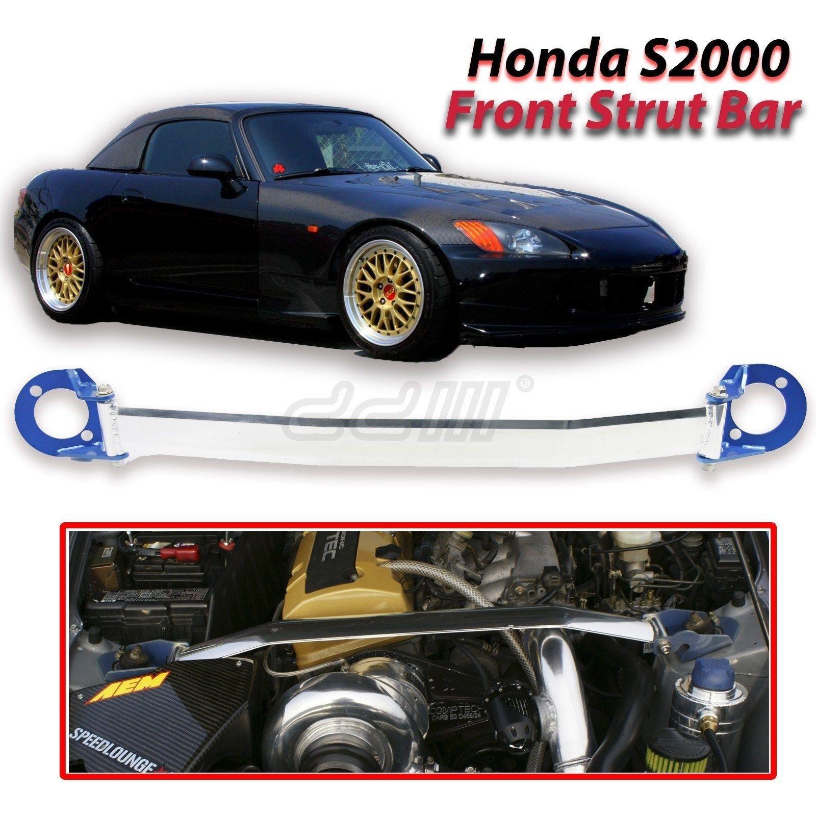 1 Pcs Racing Front Strut Bar Brace similar CUSCO Design For HONDA S2000 AP1 2 99-09