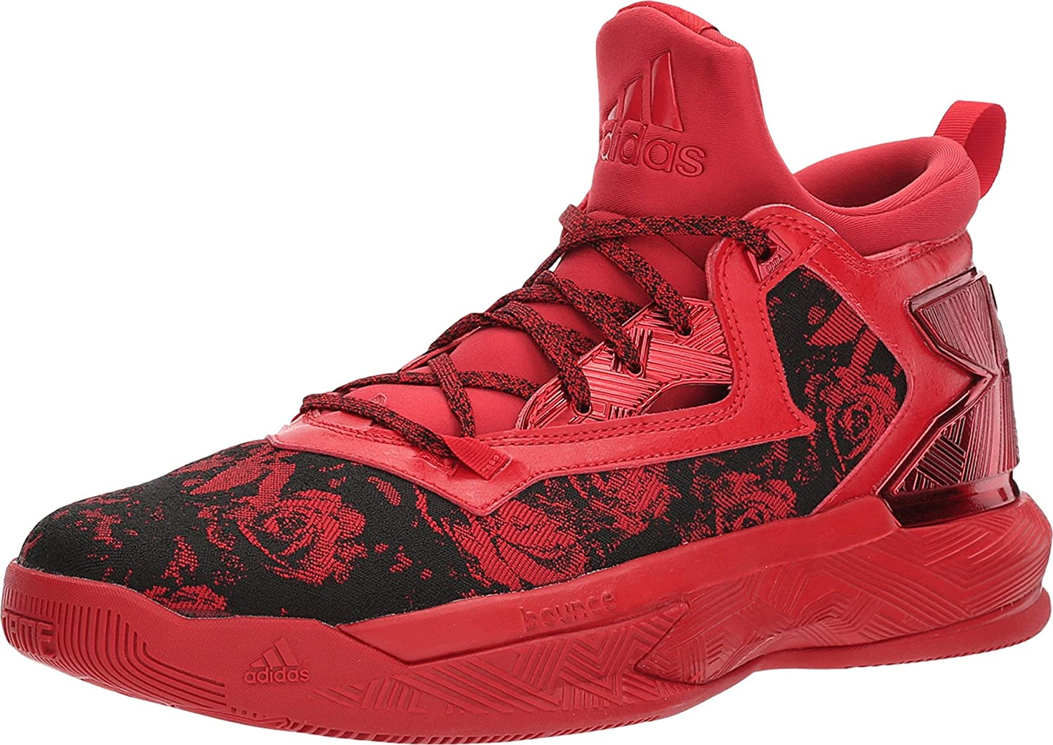huge selection of ddd55 9f034 Amazon.com  adidas D Lillard 2 Mens Basketball Shoe  Basketb