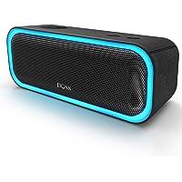 Doss SoundBox Pro Bluetooth Speaker with 20W Stereo Sound (Black)