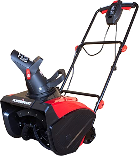 PowerSmart DB5017 15 Amp Electric Single Stage Snow Blower